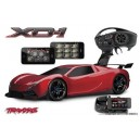 TRX 6407 XO-1 1/7 SCALE 4WD SUPERCAR RTR TQ-I 2,4GHZ WITH DOCKING STATION