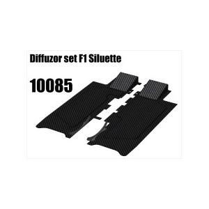 10085 SET DIFUSORES F1 SILOUTTE