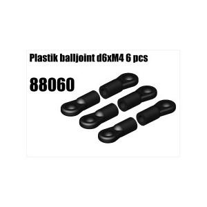 88060 ROTLA PLASTICO D6XXM4-6PZAS