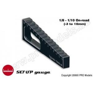 KT-2101 GALGA AJUSTE -3 A 10MM