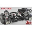 FG 91100 EVO 12-530 KIT BASICO  FRENOS MECANICOS