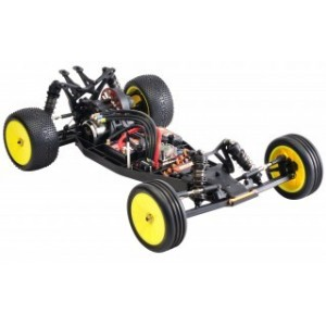 "1:10 EP Buggy ""TC02Cevo"" 2WD KIT COMPETICON 4X2"