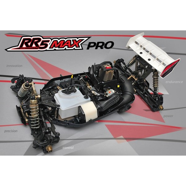 MCD RR5 Factory Team Chassis - MB-racing