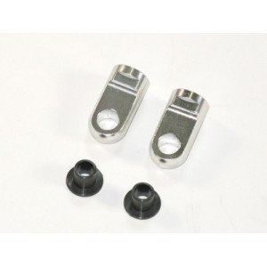 150120/131 set rotula amortiguador aluminio 2und