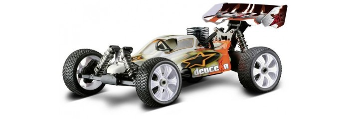 COCHES 1/8 TT GAS